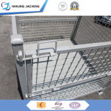 Factory Price in Stock Collapsible Metal Mesh Box, Ce/Epal Certification Mesh Boxes Crafts, Sta