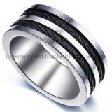 Stainless Steel Design Men Finger Ring
