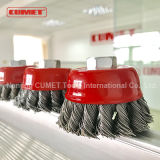 Trim Length Varies Wire Cup Brush