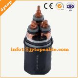 Low Voltage Four Core Copper XLPE Insulated Power Cable