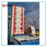 Bag Dedustor Hot Mix 80 T/H Environmental Protection Asphalt Mixing Plant with Low Emission