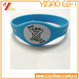 Eco-Friendly Customed Fashion Watch Silicon Bracelet/Wristband for Promotion Gift
