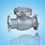 Swing Type Flanged Check Valve (Type: H44W)