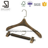 2016 Luxury Wooden Hangers for Fashion Store
