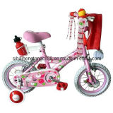 12 16 20 Popular Kid Bicycle with Pink Color Kb-028