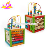 New Hottest Educational Baby Wooden Activity Toys for Christmas Gifts W11b084
