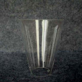 Handblown Clear Glass Lamp Shade (K160)