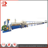 Double Axis Way Cable Extruder Machine Line