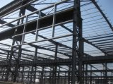 Steel Structure Pre-Engineered Workshop Building (KXD-SSW166)