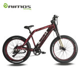 Stealth Bomber Fat Tire 1000W E-Bike/ E Bicycle with Hidden Battery