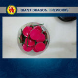 Camelie Flower Ground Spinners Fireworks Small Fireworks