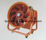 The Sickle Blade Axial-Flow Fan/Blower