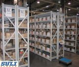 Warehouse Metal Angle Steel Shelf with CE Certification