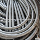 Flexible Stainless Steel 304 Metal Braid Hose Corrugated Pipe