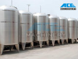 Moving Stainless Steel Open Storage Tanks (ACE-CG-AO)