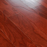 Engineered Wood Flooring with Natural Hardwood Finish (LY-QSHY01)