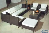 Modern Garden Sofa Set with Comfortable Cushion (GE-S0006)