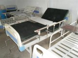 Two-Crank Manual Hospital Beds