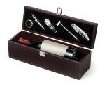 Hot Sale Luxury Customized Logo Wine Opener Gift Set