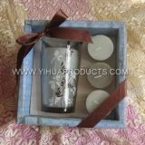 Candle Gift Set with Pretty Gift Box