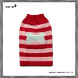 Big Bone Embroidered Stipes Pet Sweaters (SPS9001)