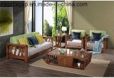 High Quality Bedroom Wood Frame Sofa/Moder Sofa/Home Sofa/Corner Sofa/Office Sofa Cx-Ws005