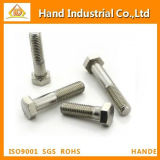 Stainless Steel 410 Half Thread Hex Head Bolt DIN931