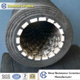 Abrasion Resistant Ceramic Rubber Pipe Materials for Mining Wear Parts