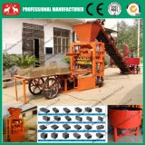 Qtj4-26 Semi Automatic Cement Hollow Block Forming Machine