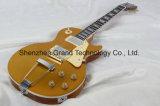 Musical Instruments / Goldtop Mahogany Lp Style Electric Guitar (GLP-64)