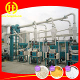 Africa Market of 30t/24h Maize Flour Milling Machine