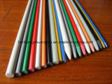Pultruded Colourful Solid High Strength Fiberglass Rod
