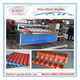 1040mm Plastic Spanish PVC Roofing Sheet Production Line
