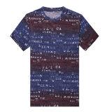 Hot Sale USA Men′s Custom Full Print T Shirt