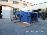 Soft Floor Steel Galvanized Camper Trailer (CPT-07)