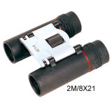 8X21 New Brand Optics Binoculars for Kids (2M/8X21)