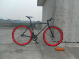 700C Specialized Hi-Ten Frame Men Fixed Gear Bike (ZLF-2014S)