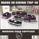 Modern Leisure Sectional Leather Sofa Set