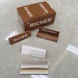America Customer Cigarette Hemp Smoking Rolling Paper (1 1/4 size)