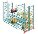 Heavy Duty Gravity Rack with High Capacity