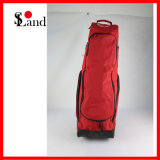 Super Capacity Red Color Trolley Tool Bag