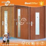 Residential Entry Wooden Door / Security Steel Doors