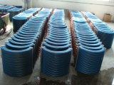 Fin Tube Fluorinated Refrigerants Copper Tube HVAC Condenser Coil