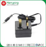 UK Adapter 8V 1A AC DC Linear Adapter with UL Ce SAA Lps
