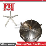 Plastic Injection Five Star Base Moulding
