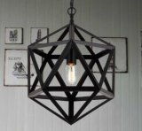Big Hot-Selling Iron Hanging Pendant Lamp