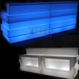 Illuminated LED Commercial Night Clubs Furniture
