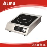 All Metal Housing Knob Control Commerical Induction Cooker.