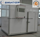 Cold Room with Monoblock Refrigeration Units