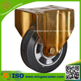High Quality Industry Rigid Rubber Wheel Caster